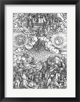 Framed Scene from the Apocalypse, The Opening of the Fifth and Sixth Seals
