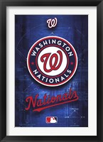 Framed Nationals - Logo 11