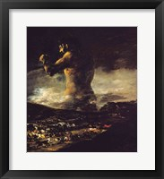 Framed Colossus, c.1808