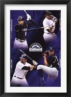Framed Rockies - Collage 11