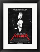 Framed Hesher