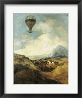 Framed Balloon