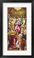 Framed Pentecost