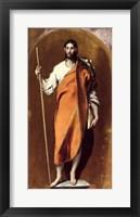 Framed St.James the Greater