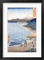 Framed Along the Coastline