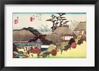 Framed Otsu