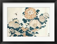 Framed Chrysanthemums