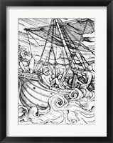 Framed Death and the Sailor