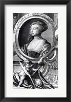 Framed Anne Boleyn