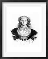 Framed Anne of Cleves