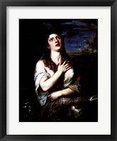 Framed Mary Magdalene, c.1561