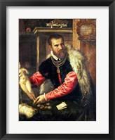 Framed Jacopo Strada