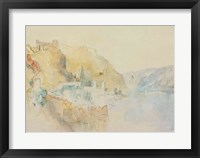 Framed On The Rhine