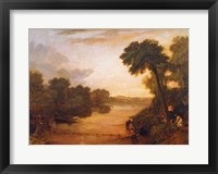 Framed Thames near Windsor, c.1807