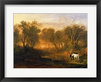 Framed Forest of Bere, c.1808