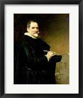 Framed Portrait of the Sculptor, Juan Martinez Montanes