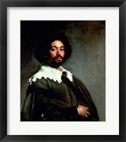 Framed Juan de Pareja, 1650
