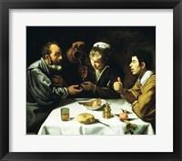 Framed Lunch, 1620
