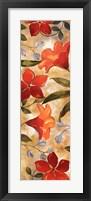 Tropical Delight II Framed Print