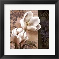 Tulip Fair Framed Print