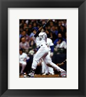 Framed Ryan Braun 2011 Action