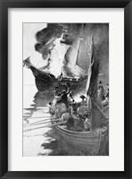 Framed Burning of the 'Gaspee'