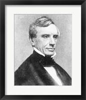 Framed Samuel Morse