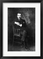 Framed John Davison Rockefeller