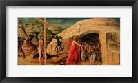 Framed Christ's Descent into Limbo