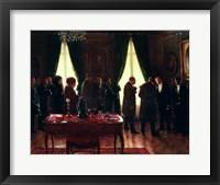 Framed Widower, 1910