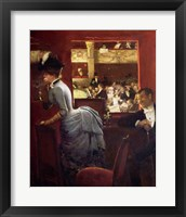 Framed Box by the Stalls, c.1883