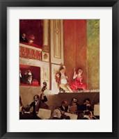 Framed Revue at the Theatre des Varietes