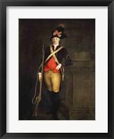 Framed Portrait of Louis-Philippe-Joseph d'Orleans