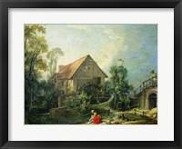 Framed Mill, 1751
