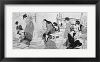 Framed Making prints