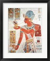 Framed Ramesses II: Dressed for War