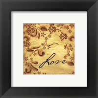 Framed Love (natural)