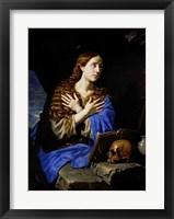Framed Penitent Magdalene, 1657