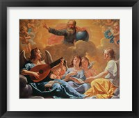 Framed Concert of Angels