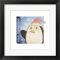 Feliz Navidad Framed Print