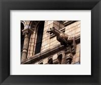 Framed Gargoyle Statue