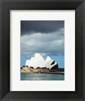 Framed Sydney Opera House