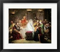 Framed Ghost of Banquo