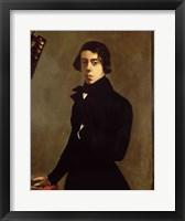 Framed Self Portrait, 1835