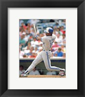 Framed Jay Bruce 2011 Action
