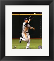 Framed Josh Hamilton 2011 Action