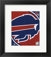 Framed Buffalo Bills 2011 Logo