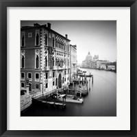 Canal Grande I Framed Print
