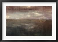 Framed Mulberry Skies
