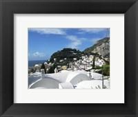 Framed Capri White Roof